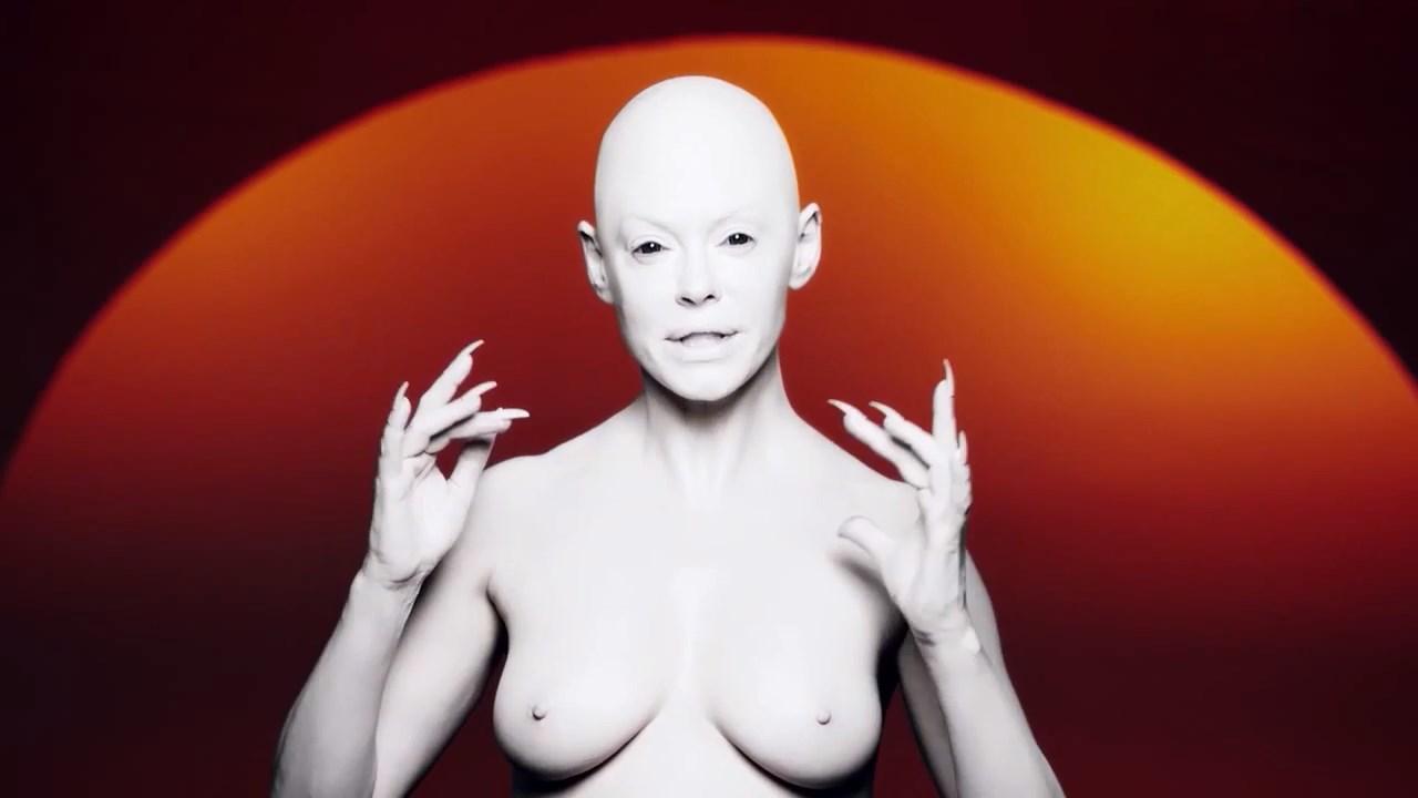 Rose Mcgowen Topless photo 1