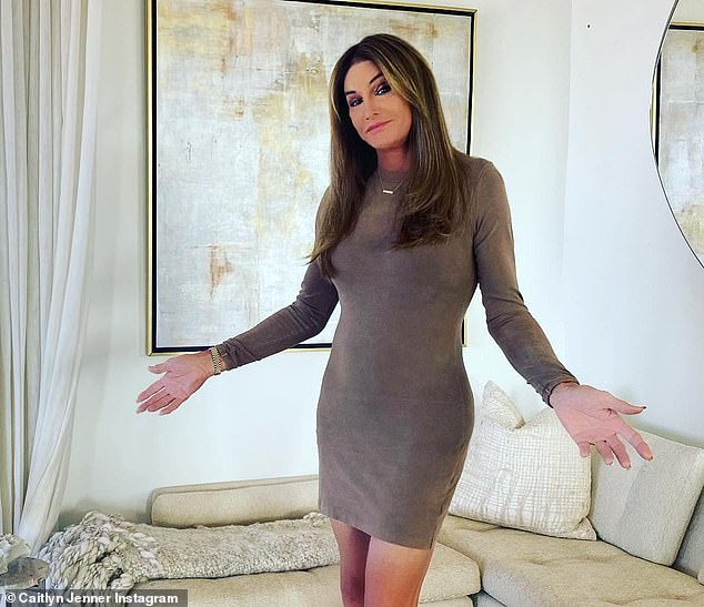 Caitlyn Jenner Topless photo 16
