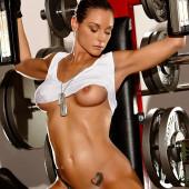 Michelle Manhart Topless photo 10
