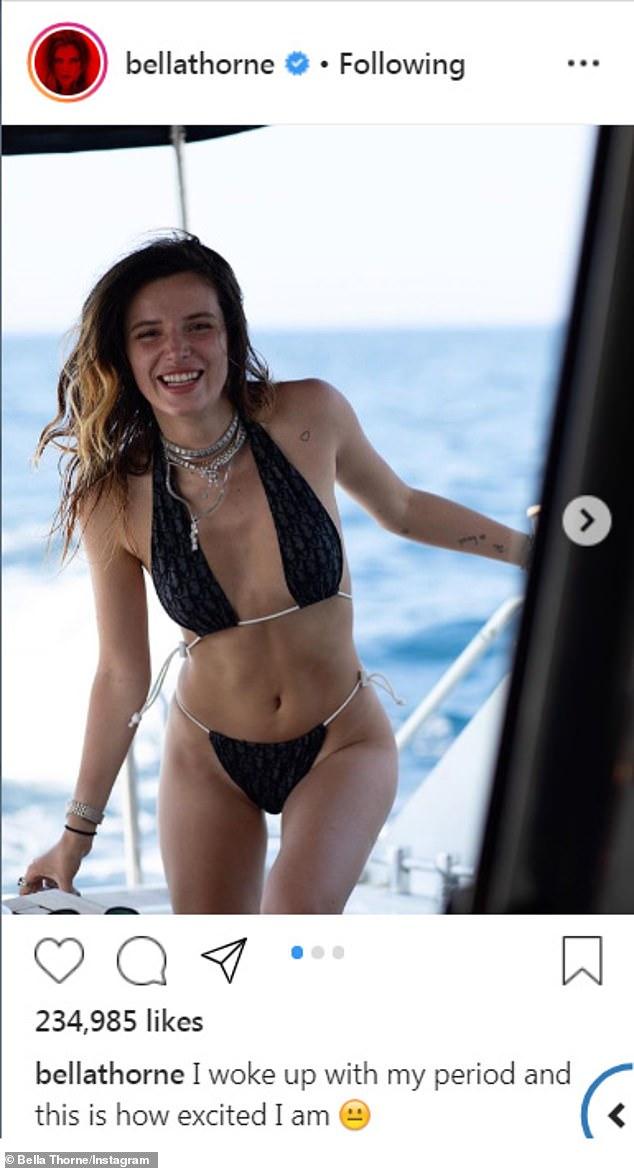 Bella Throne Bikini photo 23