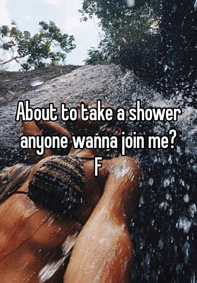 Join Me In The Shower photo 3