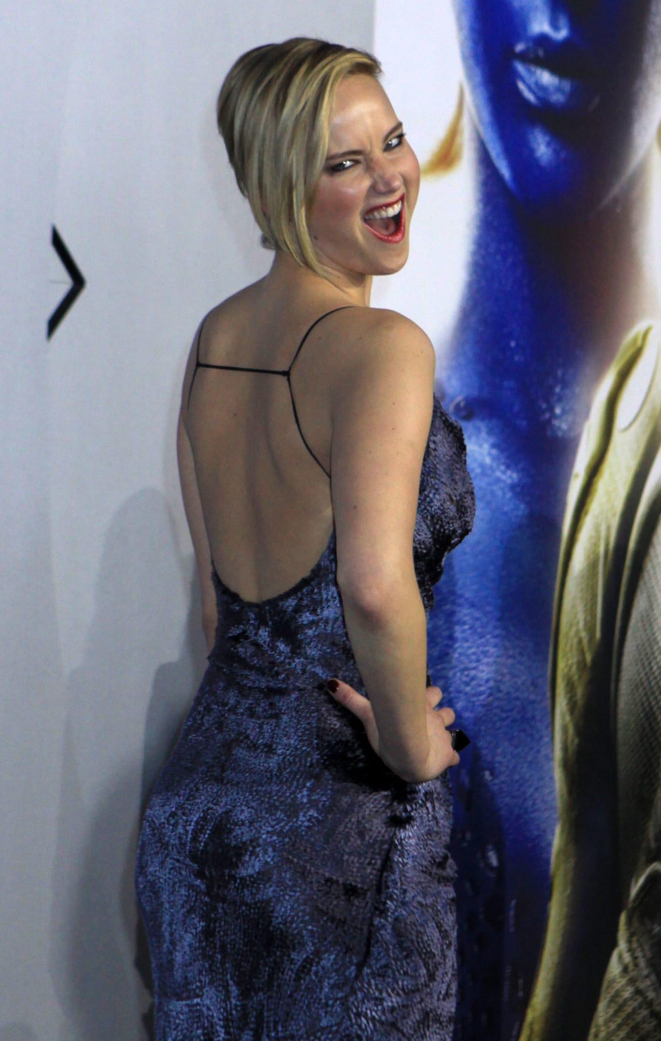 Jennifer Lawrence Passengers Sex photo 22