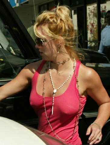 Britney Spears Tits Out photo 6