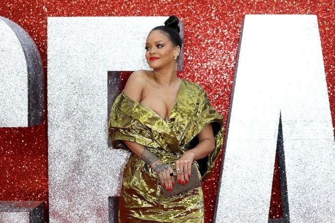 Rihanna Boob Slip photo 12