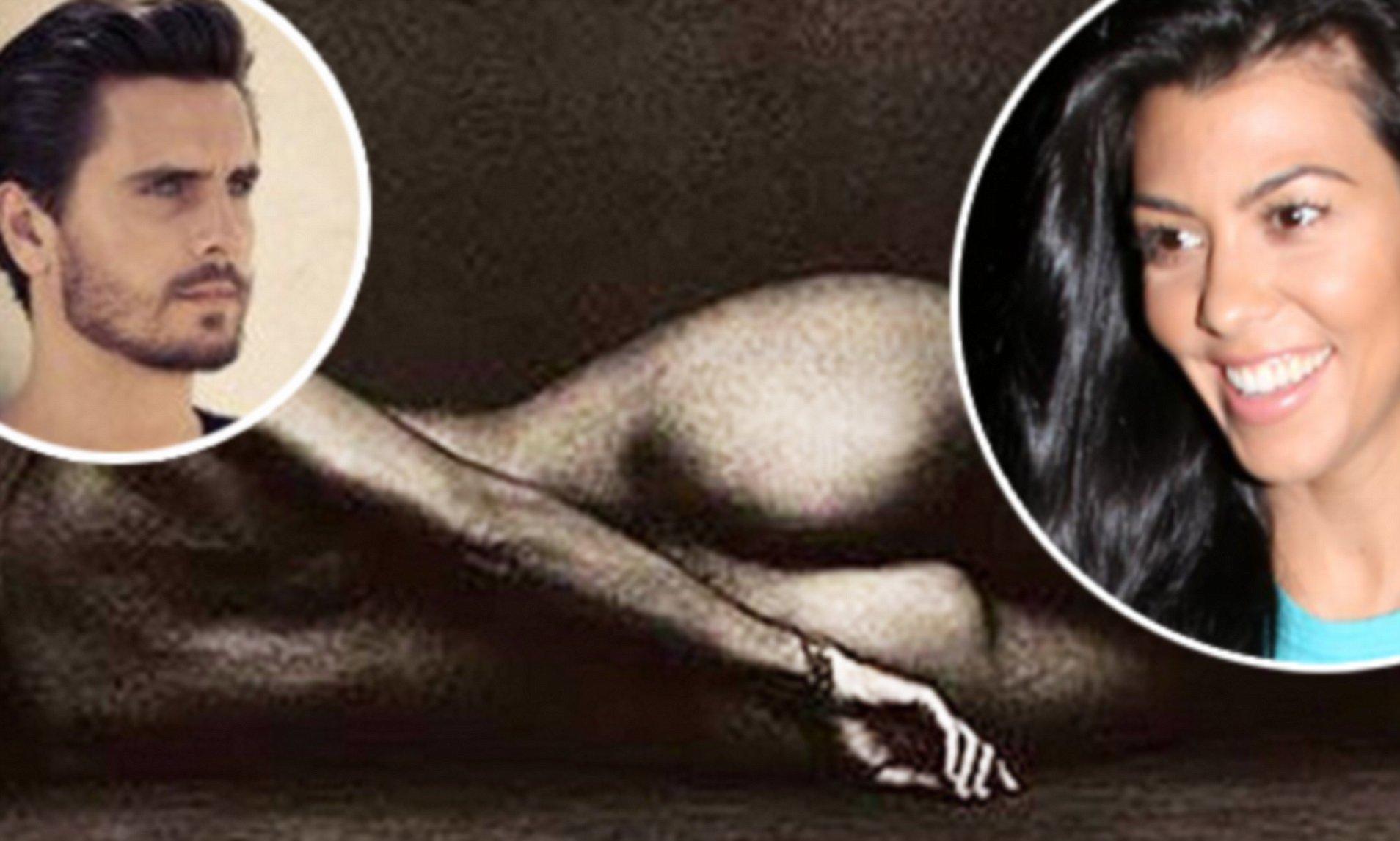 Kourtney Kardashian Sex Photos photo 12