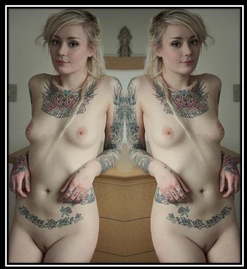 Rosemo Suicide Girl photo 21