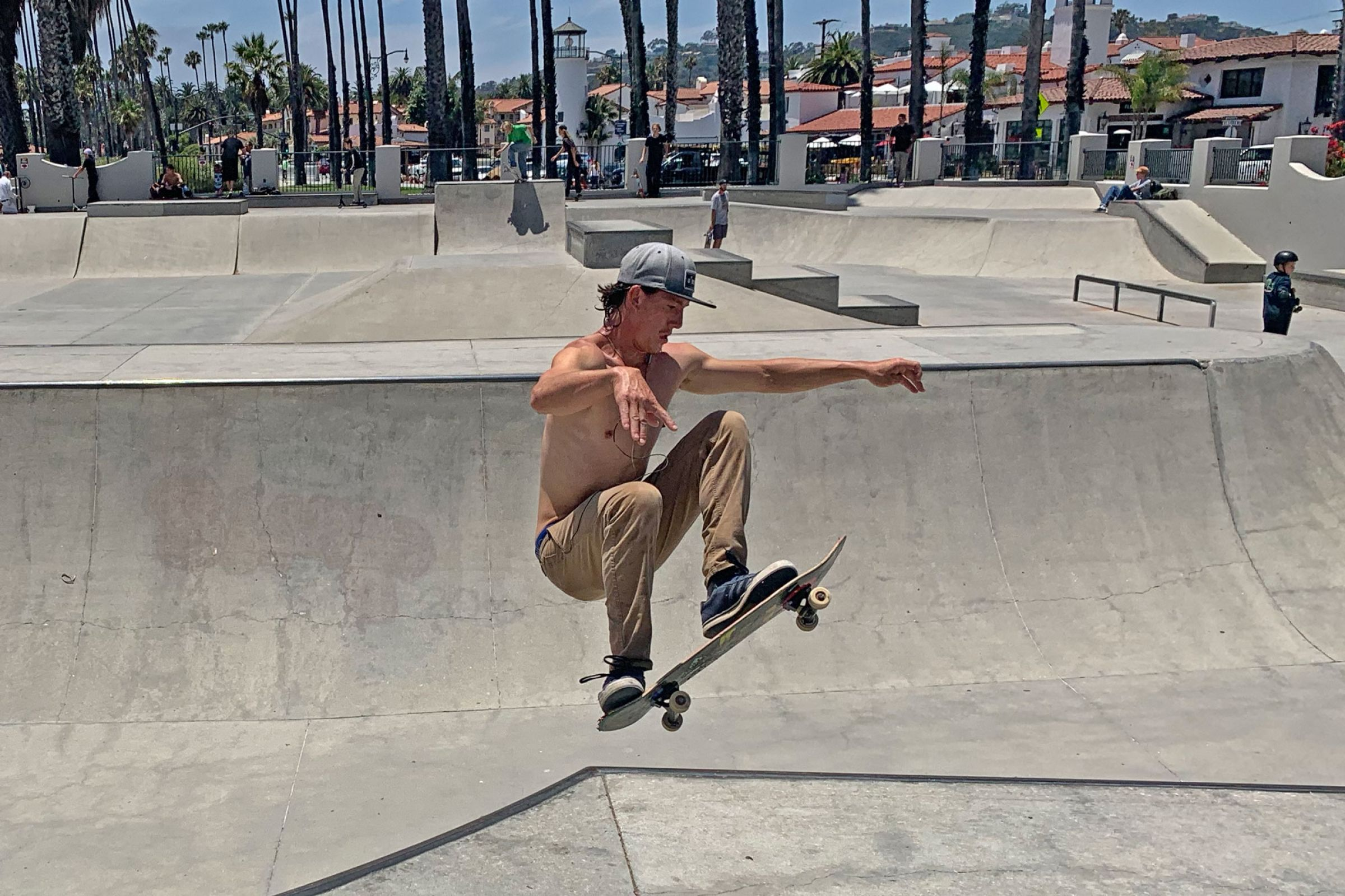 Skaters Breast Pops Out photo 28