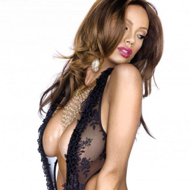 Erica Mena Nude Pictures photo 18