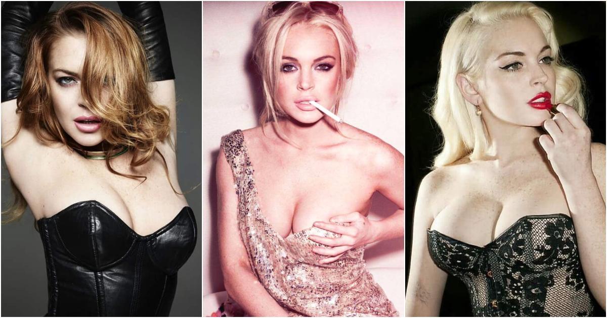 Hot Lindsay Lohan Pics photo 5