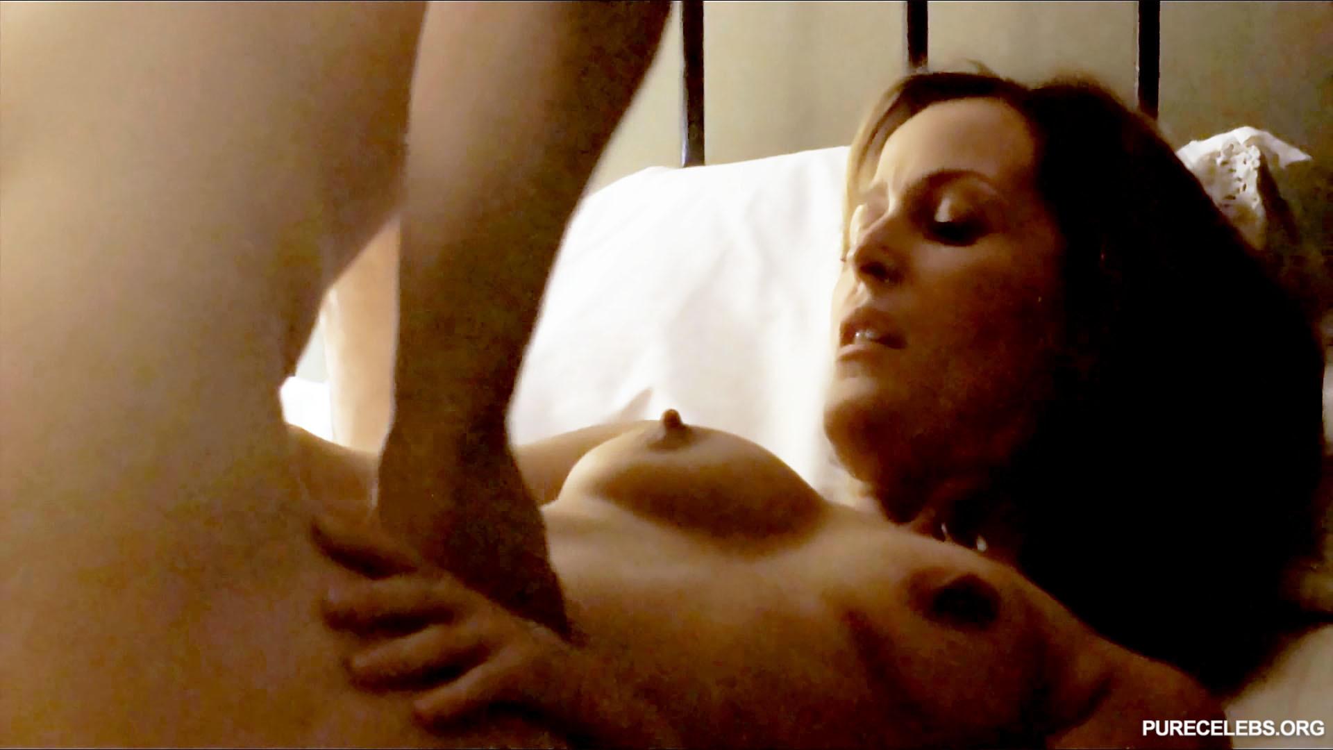 Gillian Anderson Real Nude photo 30