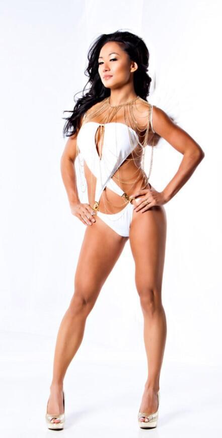 Gail Kim Hot photo 14