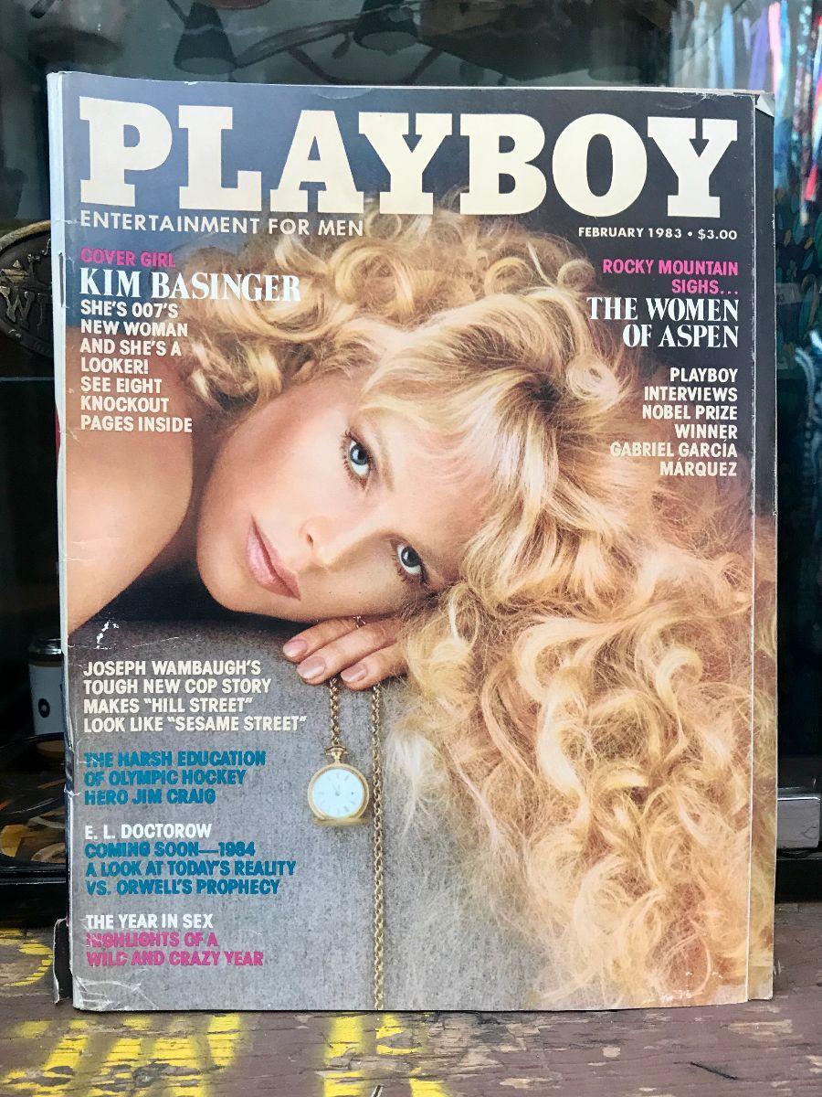 Kim Basinger Playboy Magazine photo 4