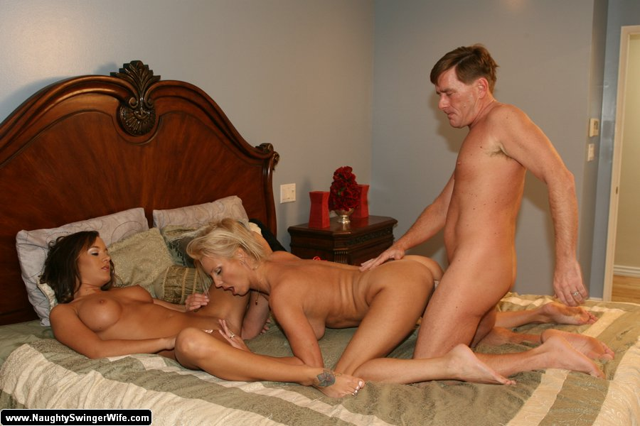 Hot Wife Swinger Porn photo 26