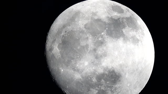 Moon Formation Video photo 12