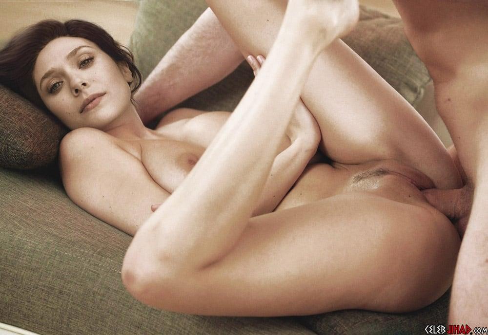 Elizabeth Olsen Nude Scenes photo 27