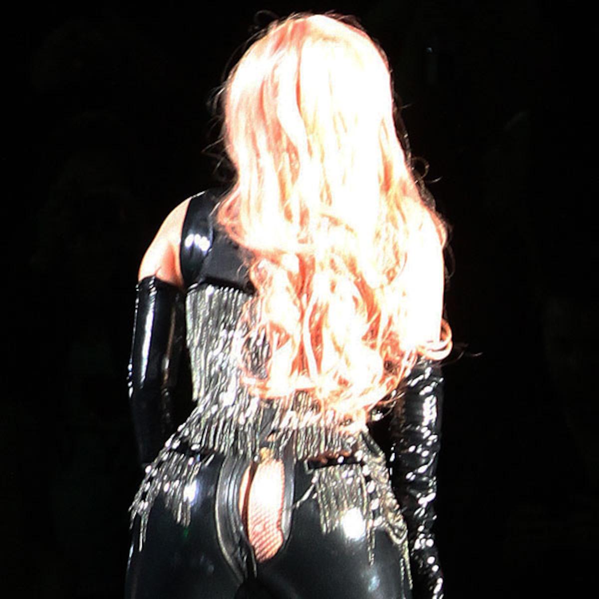 Lady Gaga Bare Butt photo 26