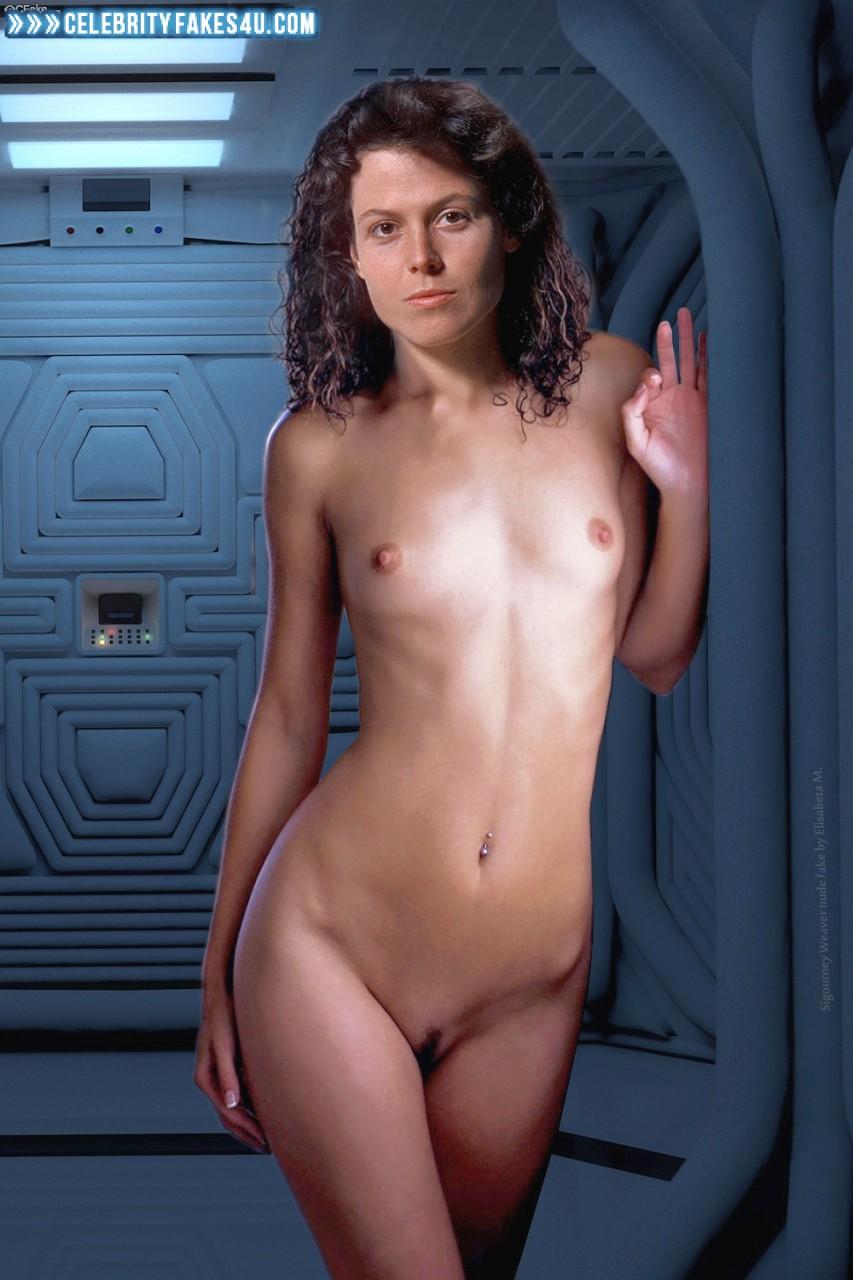 Sigourney Nude photo 21