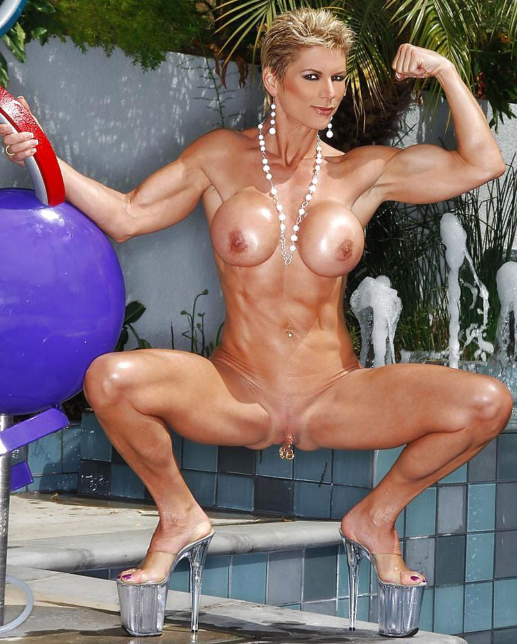Heather Chadwell Topless photo 29