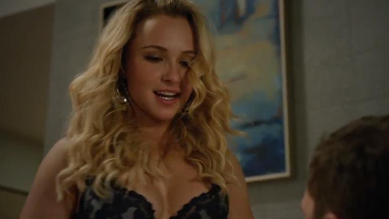 Hayden Panettiere Sex Scenes photo 11