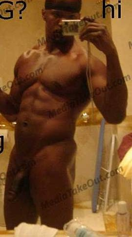 Naked Pictures Of Jamie Foxx photo 20
