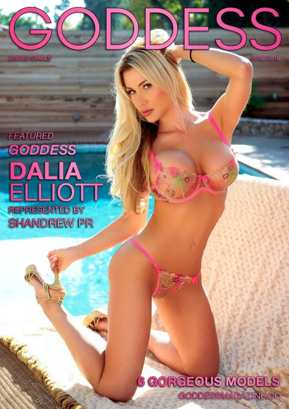 Dalia Elliott Hot photo 5