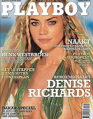 Dennis Richards Playboy Pics photo 21