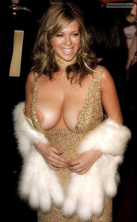 Celebrity Flashing Boobs photo 17