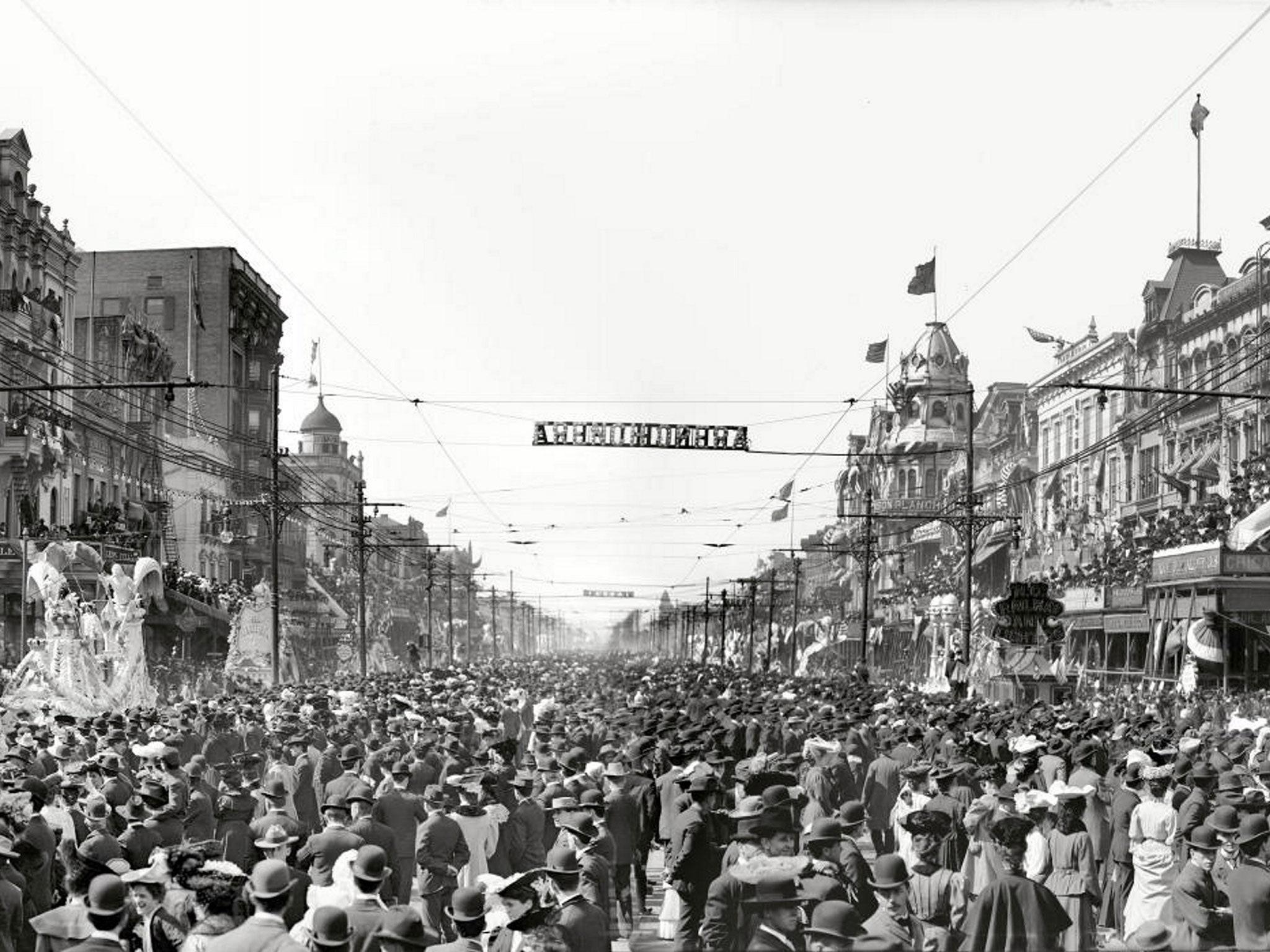 Vintage Mardi Gras Photos photo 7