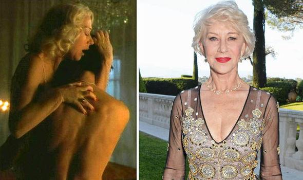Helen Miren Hot photo 6