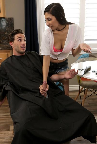 Porn Haircut photo 5