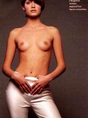 Amber Valletta Nude Pics photo 22