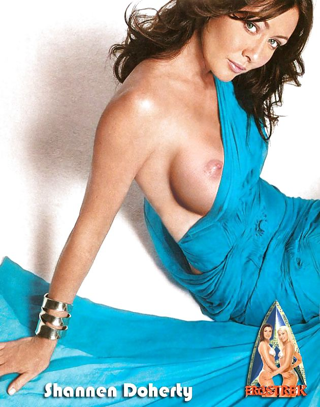 Shannon Doherty Tits photo 21