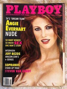 Angie Everhart Playboy Pics photo 19