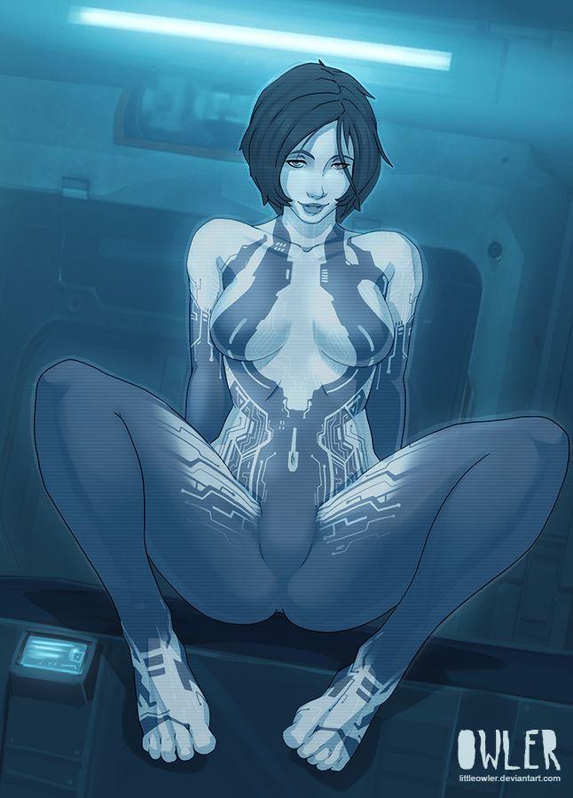 Cortana Sex Games photo 29