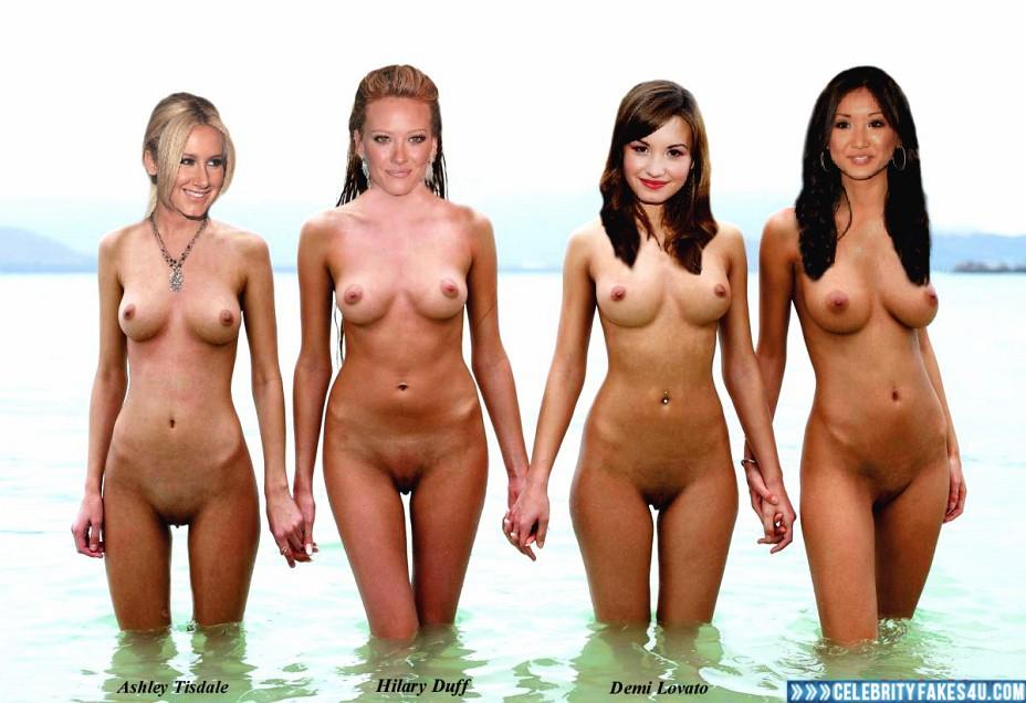 Tisdale Naked photo 18