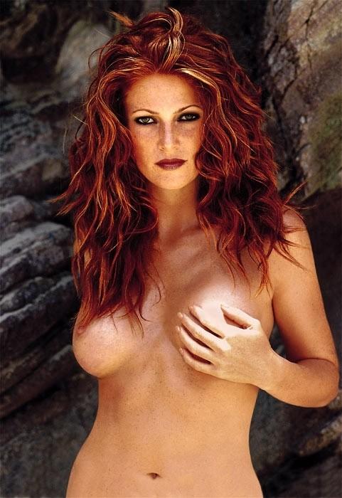 Angie Everhart Playboy Pics photo 10