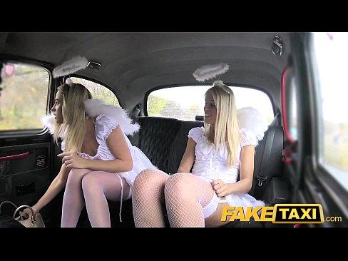 Fake Taxi Angel photo 4