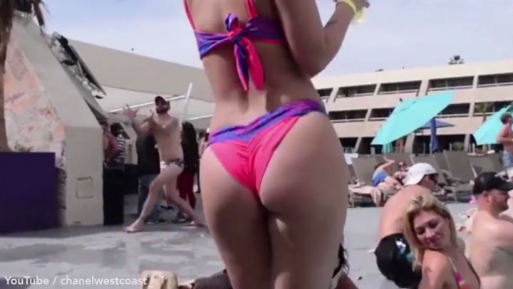 Chanel West Coast Bikini Booty photo 5