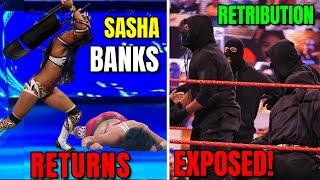 Sasha Banks Exposed photo 15