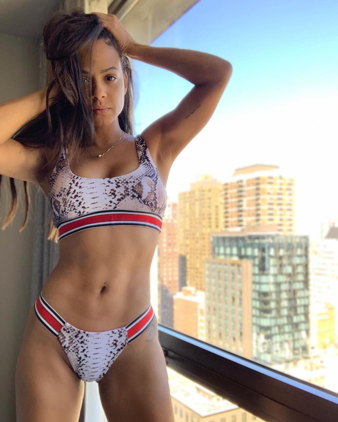 Christina Milan Bikini photo 6