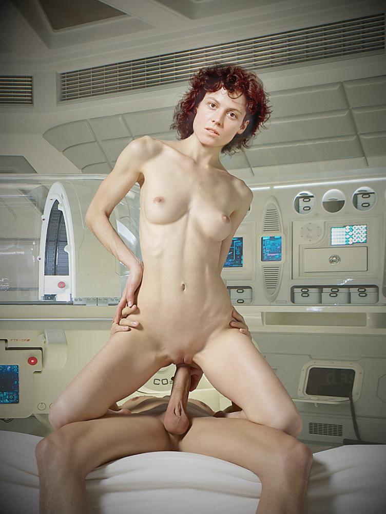 Sigourney Nude photo 28