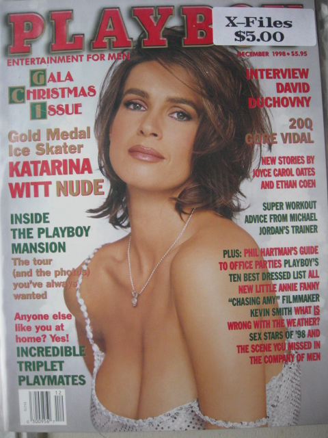 Katarina Witt Playboy Spread photo 21
