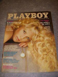 Kim Basinger Playboy Magazine photo 21
