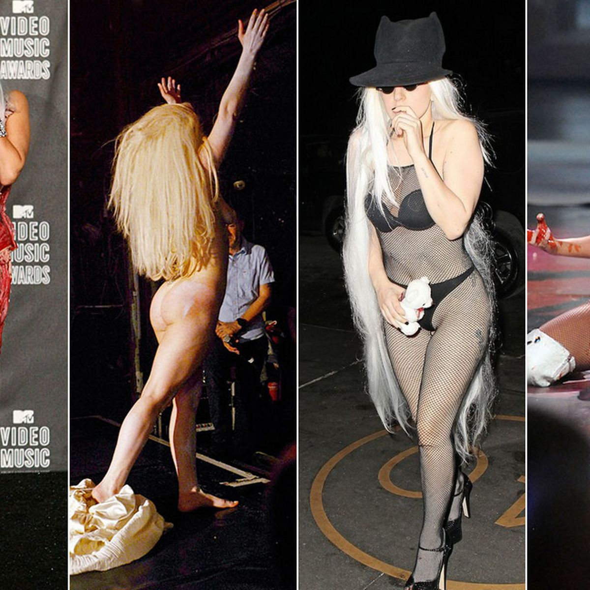 Lady Gaga Bare Butt photo 18