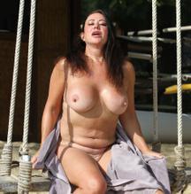 Lisa Appleton Topless photo 24