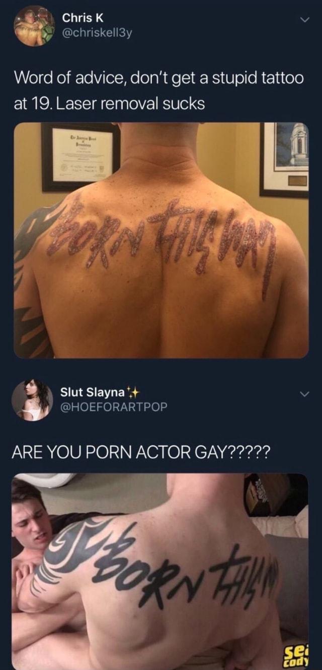 Tattoo Slut Porn photo 15