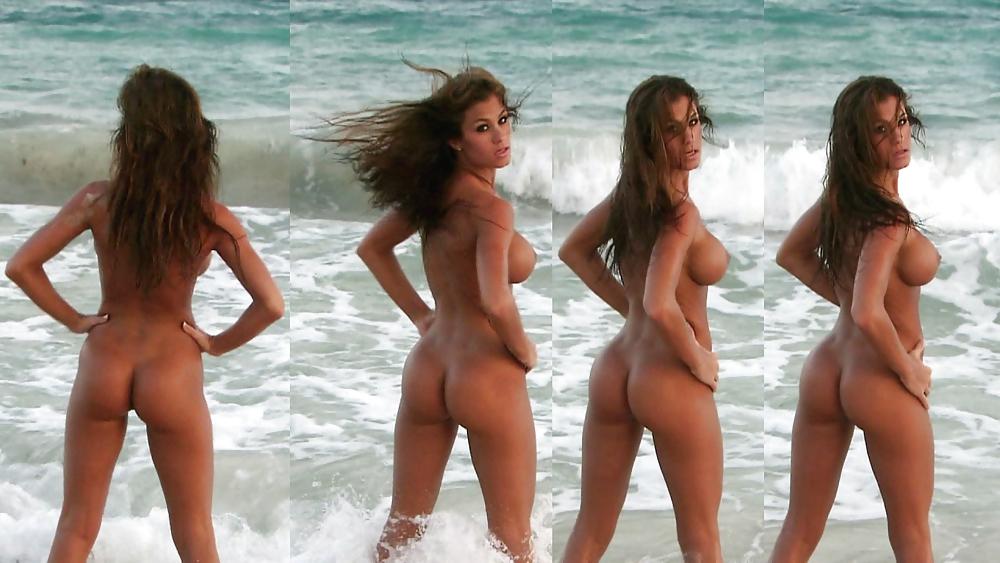 Brooke Tessmacher Topless photo 4