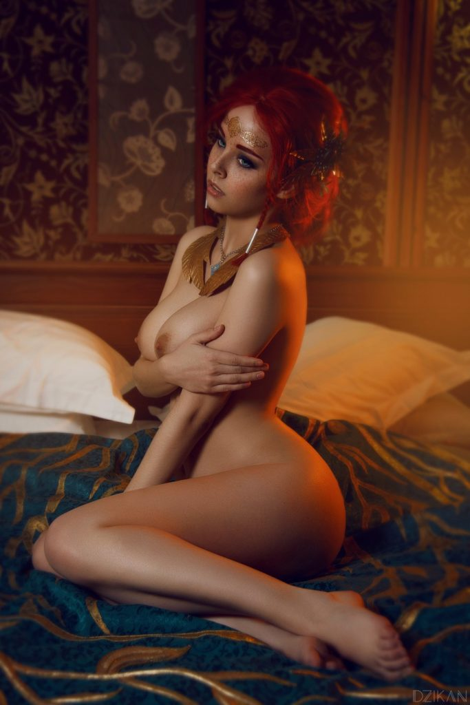 Triss Naked photo 27