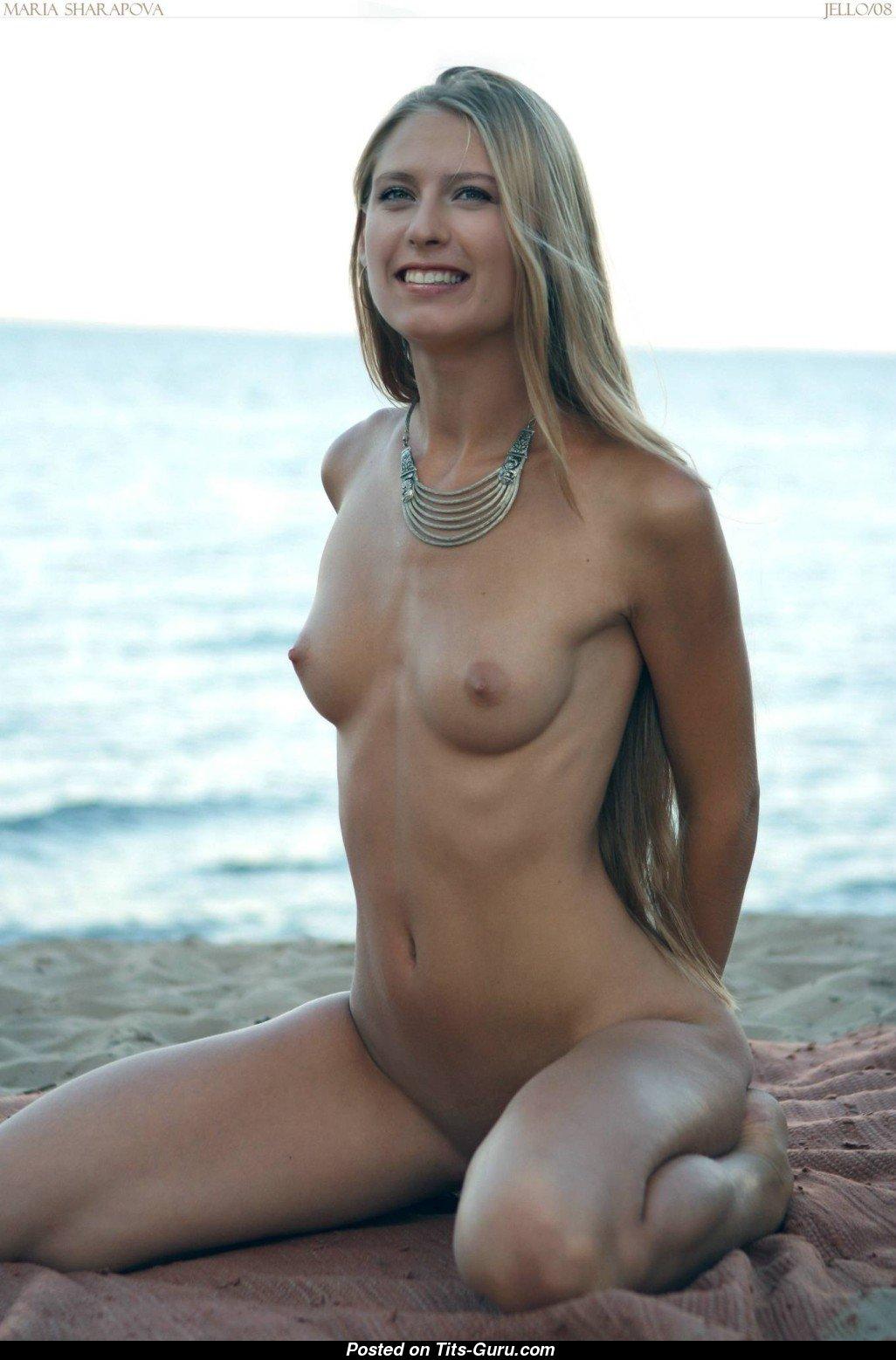 Sharapova Topless photo 24