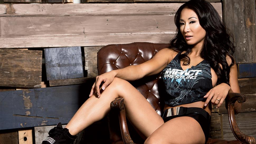 Gail Kim Hot photo 29